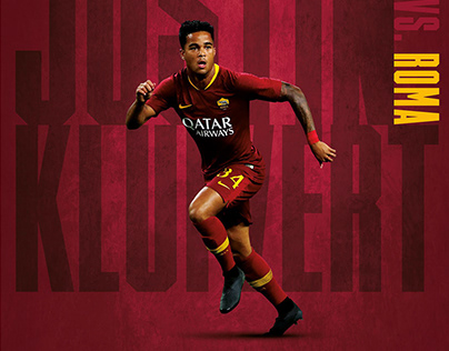 JUSTIN KLUIVERT INSTAGRAM FAN PAGE GRAPHICS