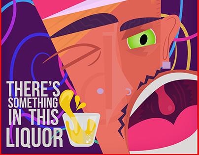 Cubism Chris Brown Poster