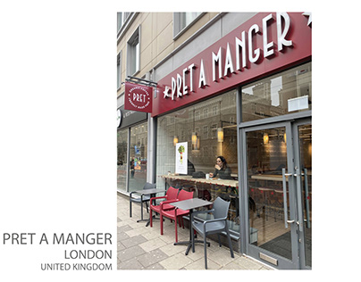 Pret A Manger- City Road