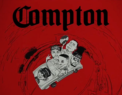 Compton Social Media Animation