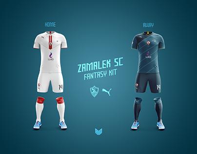 ZAMALEK SC | Fantasy Kit