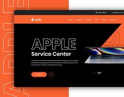 Mobile Repair Website Slider