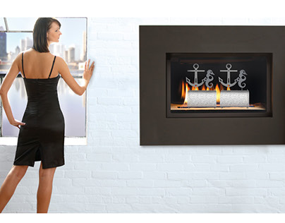 Modernizing the Fire Place