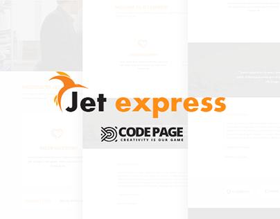 Jet Express Company - Code Page