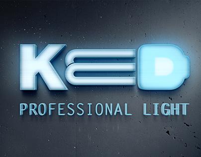 KED professional light