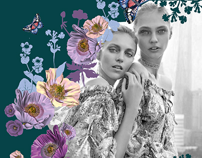 ILLUSTRATIVE GARDENS- FW/16/17