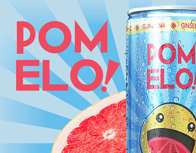 Pomelo! Energy Drink