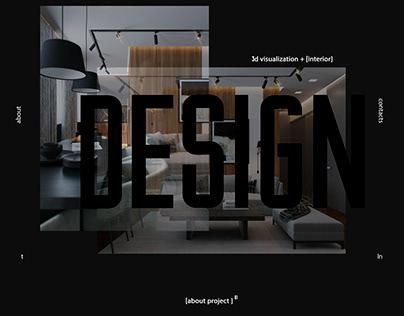 Web design for Interior Design Studio