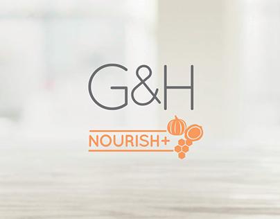 AMWAY - G&H NOURISH + рекламый ролик, продюсер.