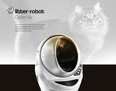 Litter Robot Concepts