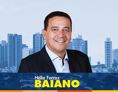 Hélio Ferraz Baiano - Uberlândia/MG