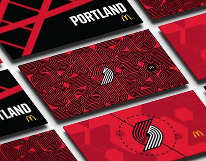 Portland Trail Blazers Merch Project