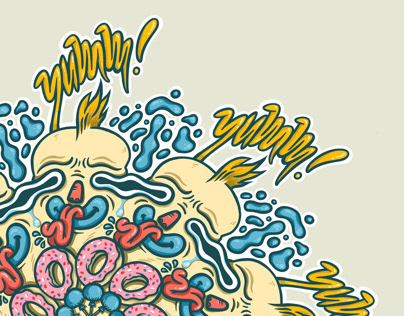 Doodle Mandala 03
