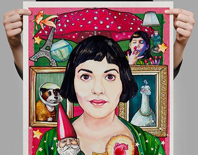 Poster Amelie