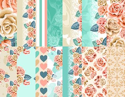 Rose patterns