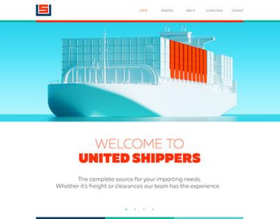 United Shippers Branding