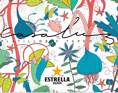 Casa Luz by Estrella Damm