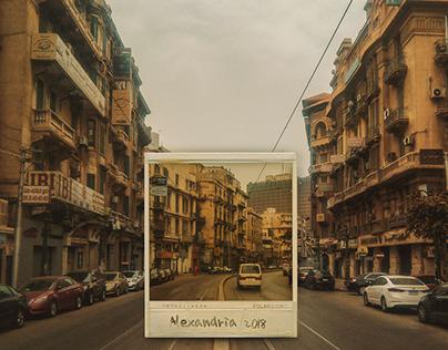 Polaroid Alexandria