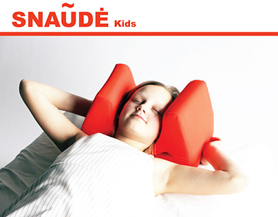 SNAUDĖ pillow
