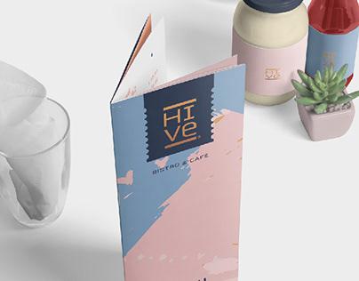 Hive Bistro | Naming | Branding | Interior Design