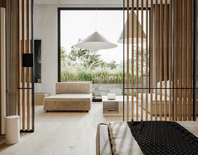 A Small Japan in the heart of Warsaw by Studio Organic
