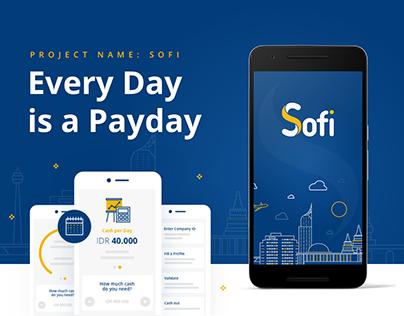 Loan Mobile Application - Sofi