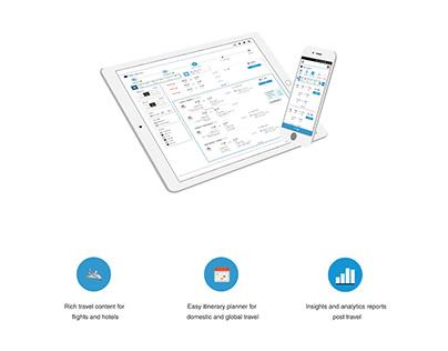 B2B Travel & Expense Platform