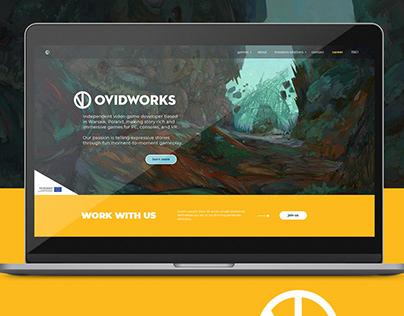 Ovid Works - website