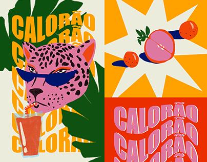 CALORÃO CALORÃO