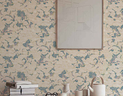 Nuance, A wallpaper collection with Ecostic Wallpapers