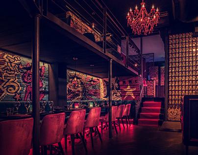 Mr Lac - restaurant concept