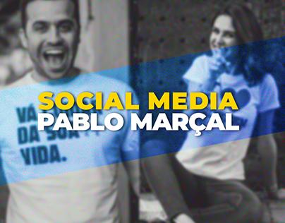 Social Media Pablo Marçal