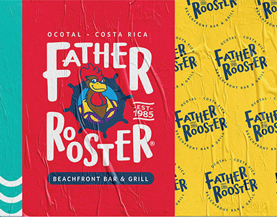 Rebranding Father Rooster