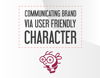BRAND character and user friendly identity