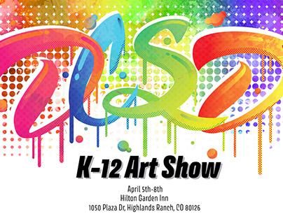 DCSD Art Show Poster