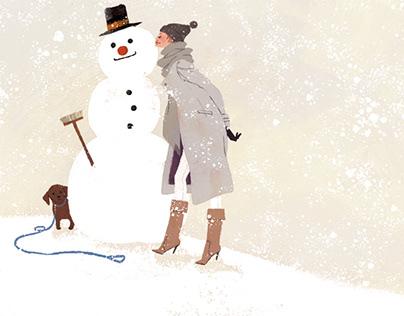 WinterGreetings/Personalwork