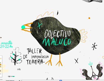 COLECTIVO MALUCO 🚀 Branding