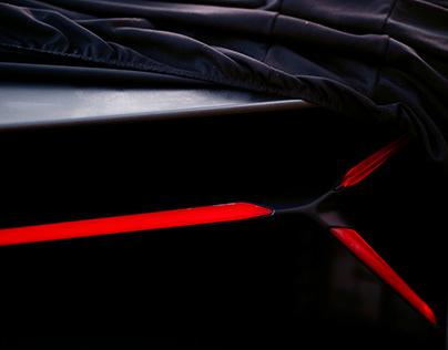 Lamborghini Terzo Millennio - Undercover story