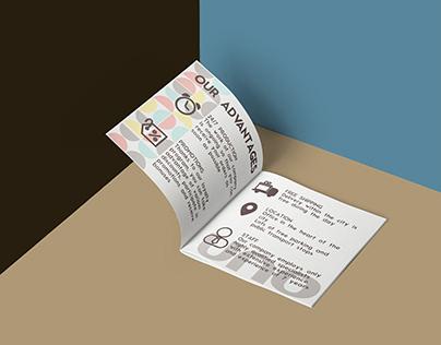 UNO company marketing kit