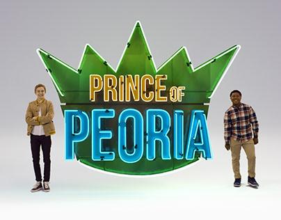 Prince Of Peoria Main Title