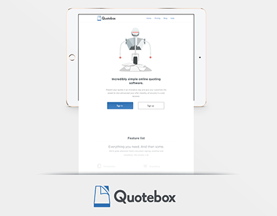 Quotebox