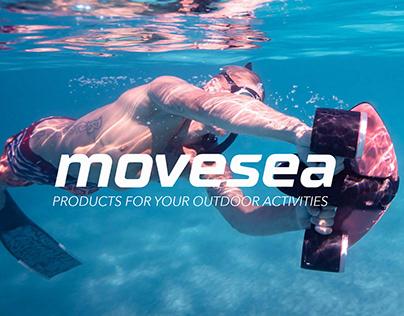 MoveSea - Brand Identity