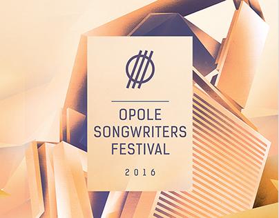 OPOLE SONGWRITERS FESTIVAL 2016