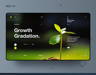 Si™ Daily Ui Design | Week 009 Collection