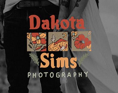 Dakota Sims Branding