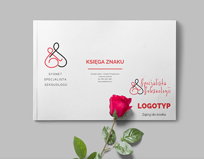 Brand Visual identification for a sexology specialist.