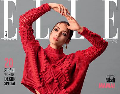 RED / ELLE magazine