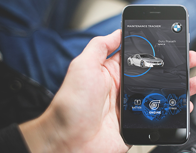 BMW Concept iPhone App