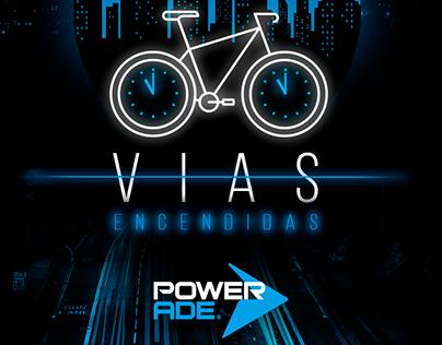 Vias Encendidas / Powerade