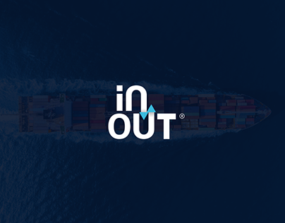 In Out Logo & Identity